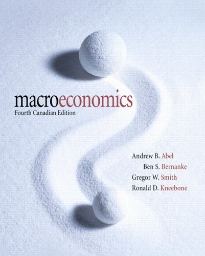 MACROECONOMICS>CANADIAN EDITIO 4th 2005 edition cover