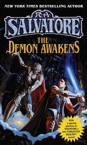 Demon Awakens   1996 edition cover