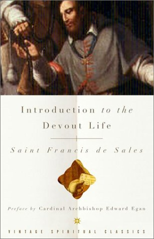 Introduction to the Devout Life   2001 edition cover