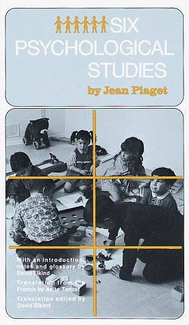 Six Psychological Studies  N/A 9780394704623 Front Cover