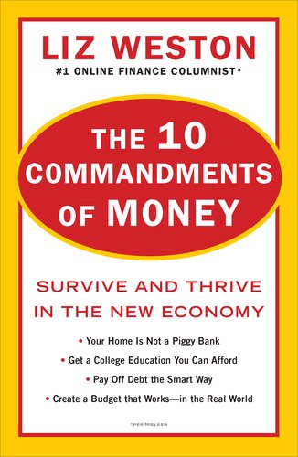 10 Commandments of Money Survive and Thrive in the New Economy N/A edition cover