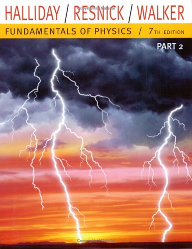 Fundamentals of Physics Egrade Plus Stand-Alone Access 7th 2005 (Revised) 9780471429623 Front Cover