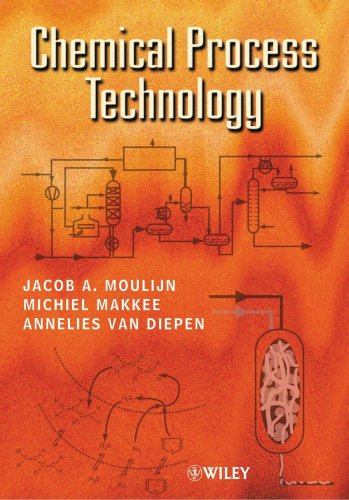 Chemical Process Technology   2001 9780471630623 Front Cover