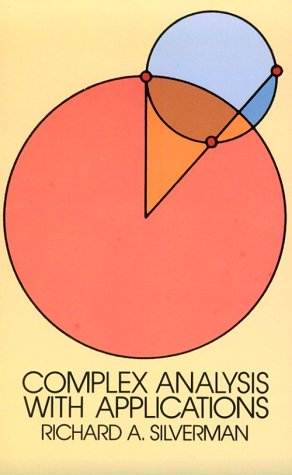 Complex Analysis with Applications   1984 (Reprint) edition cover