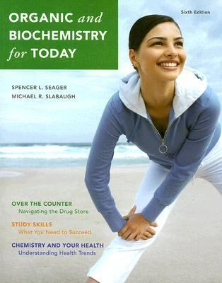 Organic and Biochemistry for Today  6th 2008 9780495119623 Front Cover