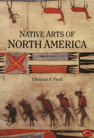 Native Arts of North America  2nd 1992 (Revised) edition cover