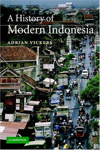 History of Modern Indonesia   2005 edition cover