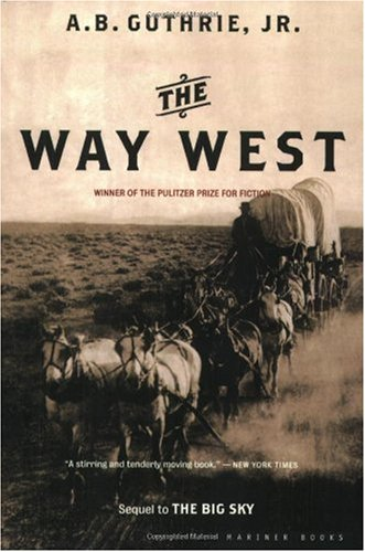 Way West   2002 (Reprint) edition cover