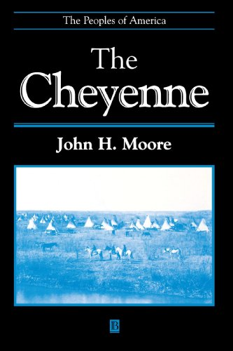 Cheyenne   1999 edition cover