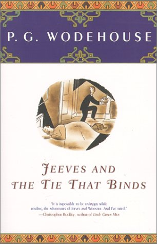Jeeves and the Tie That Binds   2000 edition cover