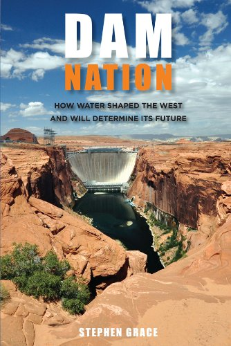 Dam Nation How Water Shaped the West and Will Determine Its Future N/A edition cover