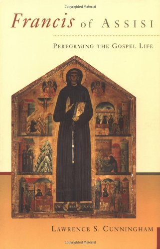 Francis of Assisi Performing the Gospel Life  2004 edition cover