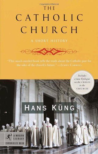 Catholic Church A Short History N/A edition cover