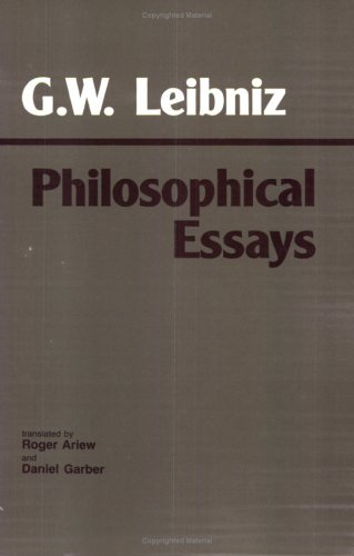 Philosophical Essays   1989 edition cover