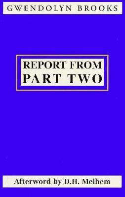 Report from Part Two  N/A edition cover