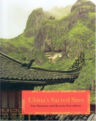 China's Sacred Sites   2006 edition cover