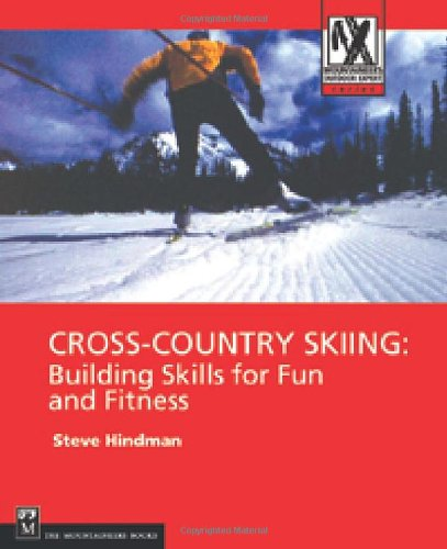 Cross-Country Skiing Building Skills for Fun and Fitness  2005 edition cover
