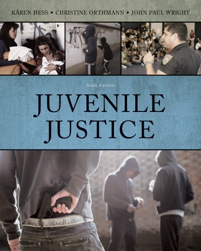 Juvenile Justice  6th 2013 (Revised) 9781133049623 Front Cover