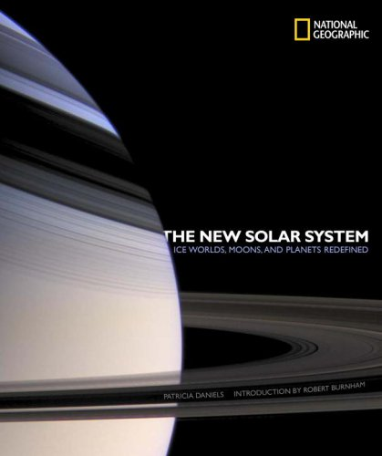 New Solar System Ice Worlds, Moons, and Planets Redefined  2009 edition cover