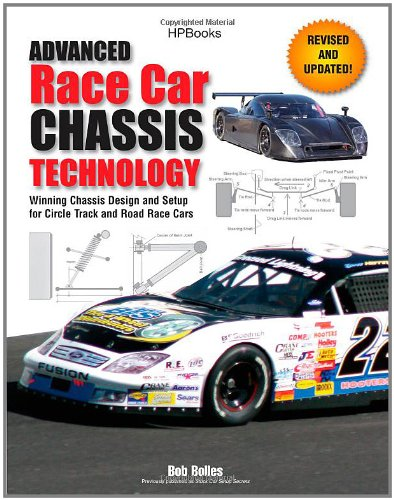 Advanced Race Car Chassis Technology HP1562 Winning Chassis Design and Setup for Circle Track and Road Race Cars N/A 9781557885623 Front Cover