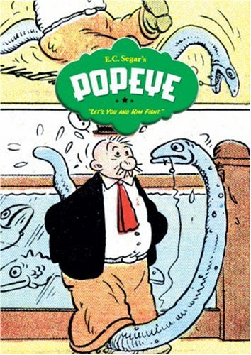Popeye   2008 9781560979623 Front Cover