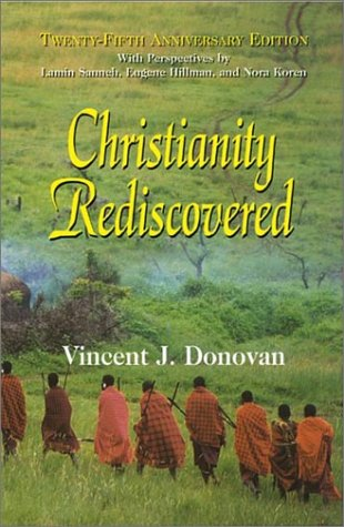 Christianity Rediscovered 25th 2003 (Anniversary) edition cover