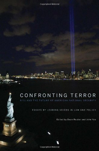 Confronting Terror 9/11 and the Future of American National Security  2011 edition cover