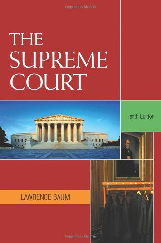 Supreme Court  10th 2008 (Revised) edition cover