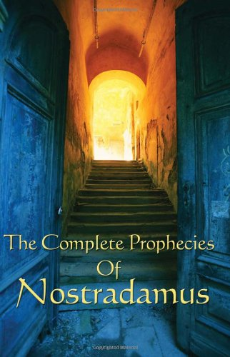 Complete Prophecies of Nostradamus  N/A edition cover