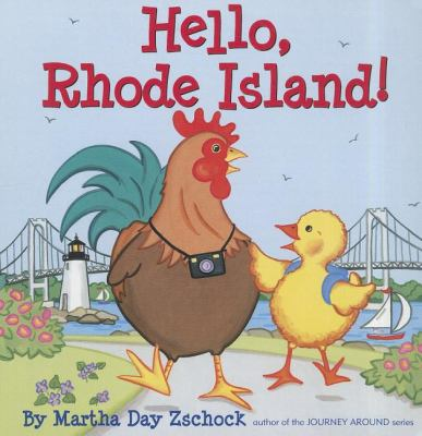Hello, Rhode Island!   2011 9781933212623 Front Cover