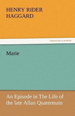 Marie  N/A 9783842440623 Front Cover