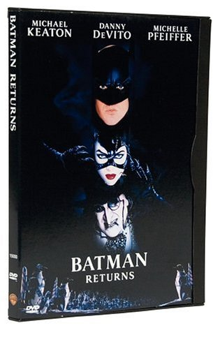 Batman Returns (1992) System.Collections.Generic.List`1[System.String] artwork