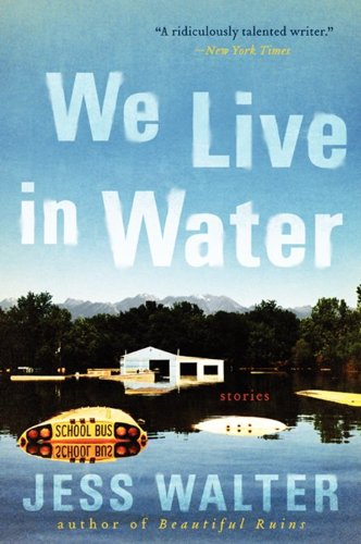 We Live in Water Stories  2013 edition cover