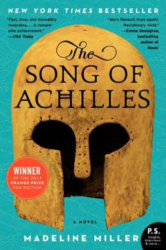Song of Achilles   2012 edition cover