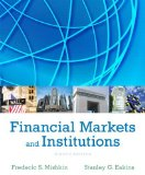 Financial Markets and Institutions:   2014 9780133423624 Front Cover