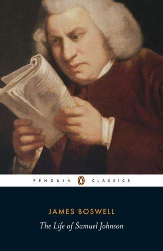 Life of Samuel Johnson   2008 edition cover