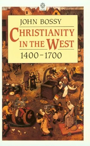Christianity in the West, 1400-1700   1985 edition cover