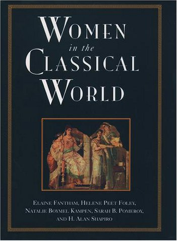 Women in the Classical World Image and Text  1995 edition cover