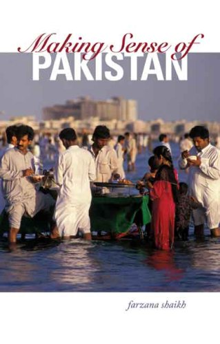 Making Sense of Pakistan   2009 9780231149624 Front Cover