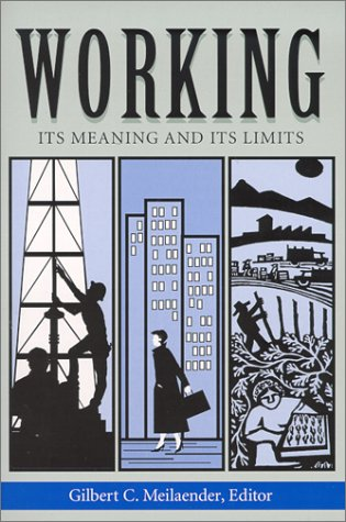 Working Its Meaning and Its Limits  2000 edition cover