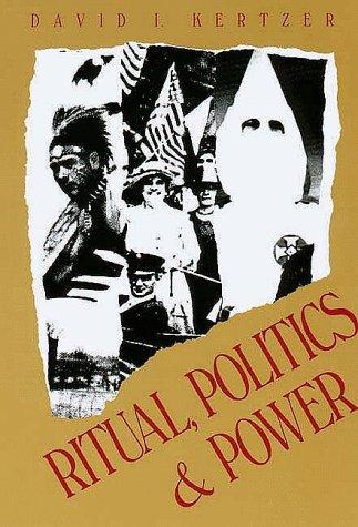 Ritual, Politics, and Power   1989 (Reprint) edition cover