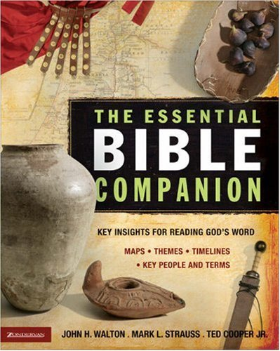 Essential Bible Companion Key Insights for Reading God's Word  2006 edition cover