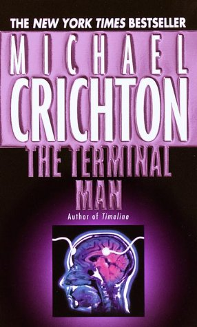 Terminal Man  N/A 9780345354624 Front Cover