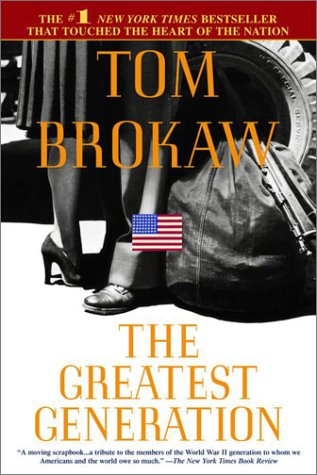 Greatest Generation   1998 edition cover