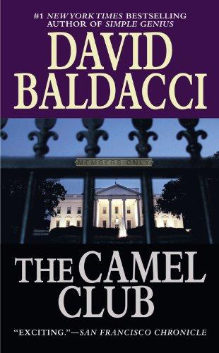 Camel Club  N/A edition cover