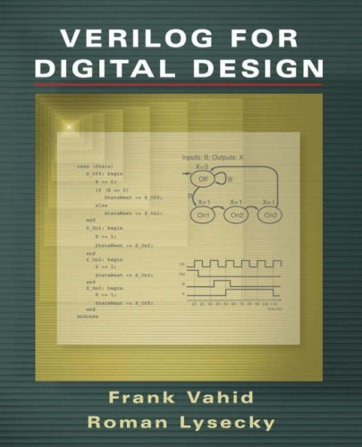 Verilog for Digital Design   2007 edition cover