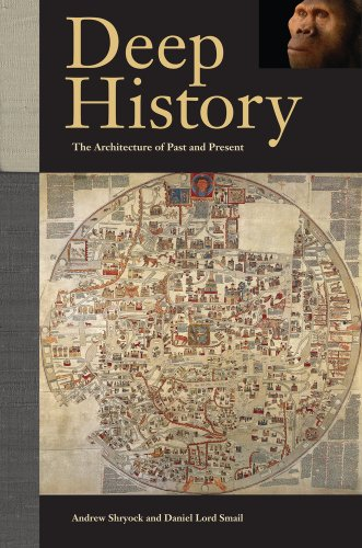 Deep History The Architecture of Past and Present  2012 edition cover