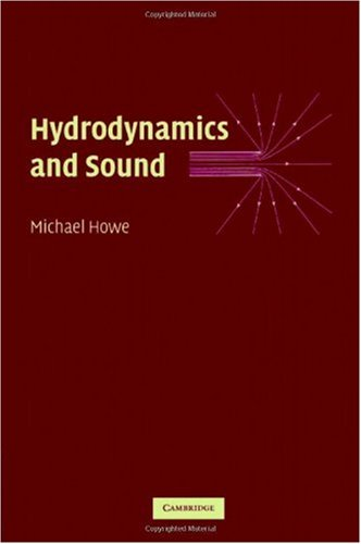 Hydrodynamics and Sound   2006 9780521868624 Front Cover