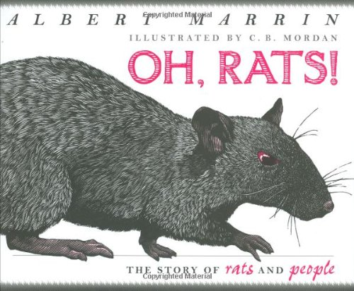 Oh, Rats! The Story of Rats and People  2006 edition cover