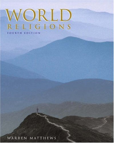 World Religions (with InfoTrac)  4th 2004 (Revised) 9780534527624 Front Cover